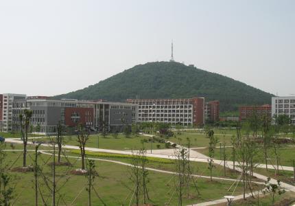 安徽新华学校校园环境